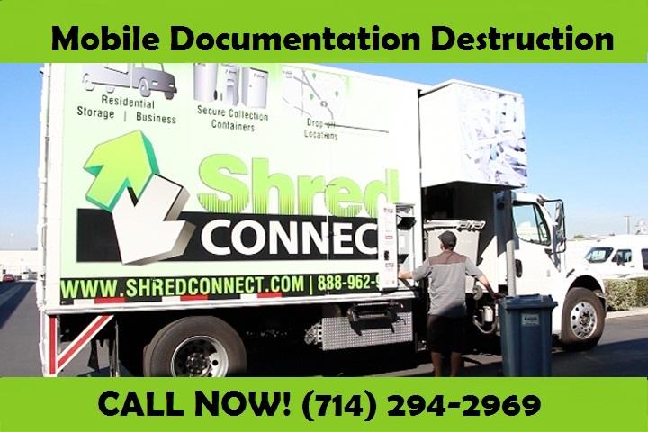 Mobile Documentation Destruction Services
