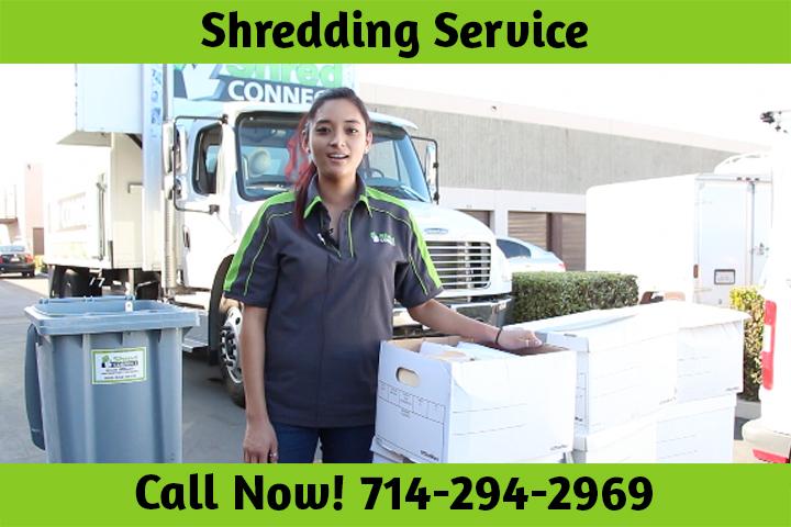 Shredding Company Huntington Beach CA